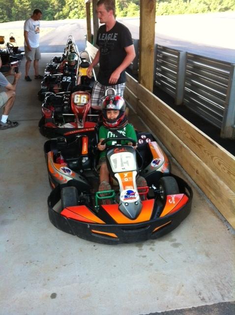 Camp Motorsports, VA. 2013