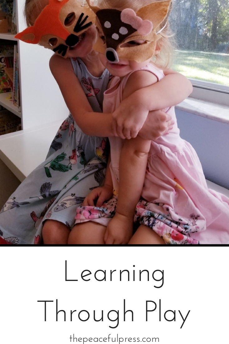 Discover the beauty of learning through play!