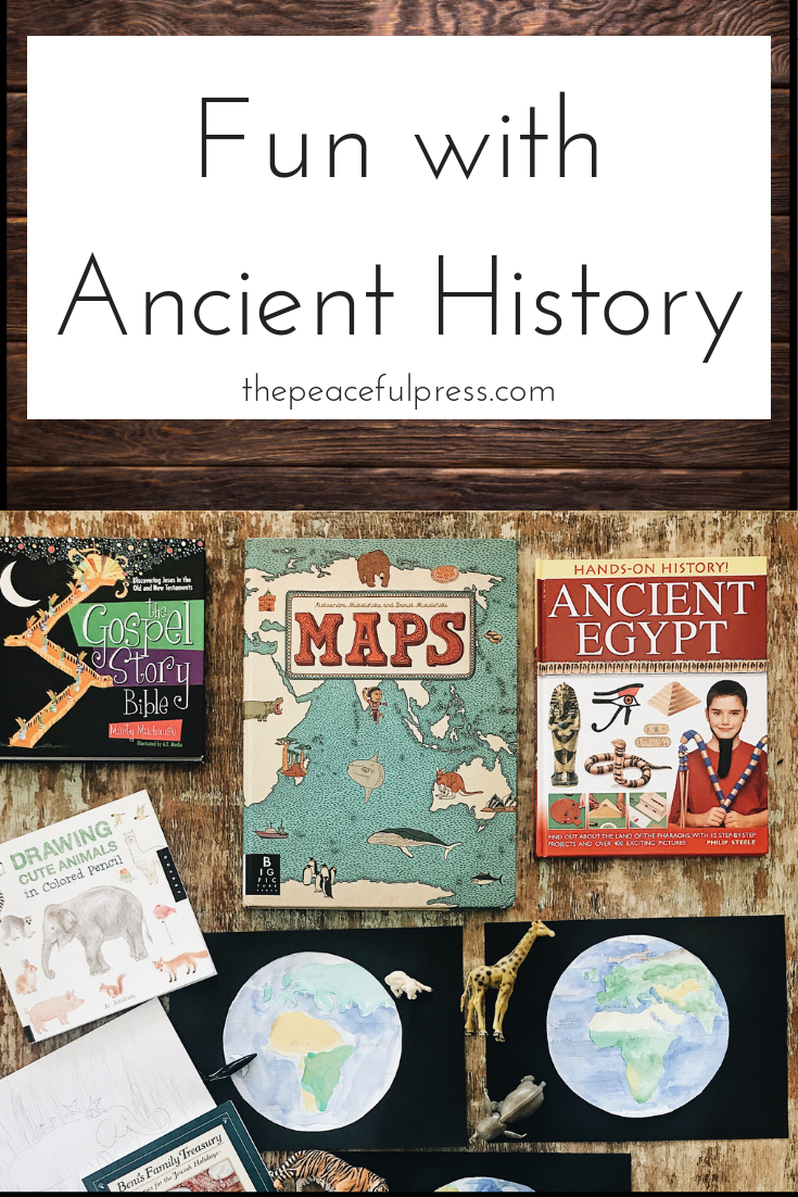 Fun with Ancient History!