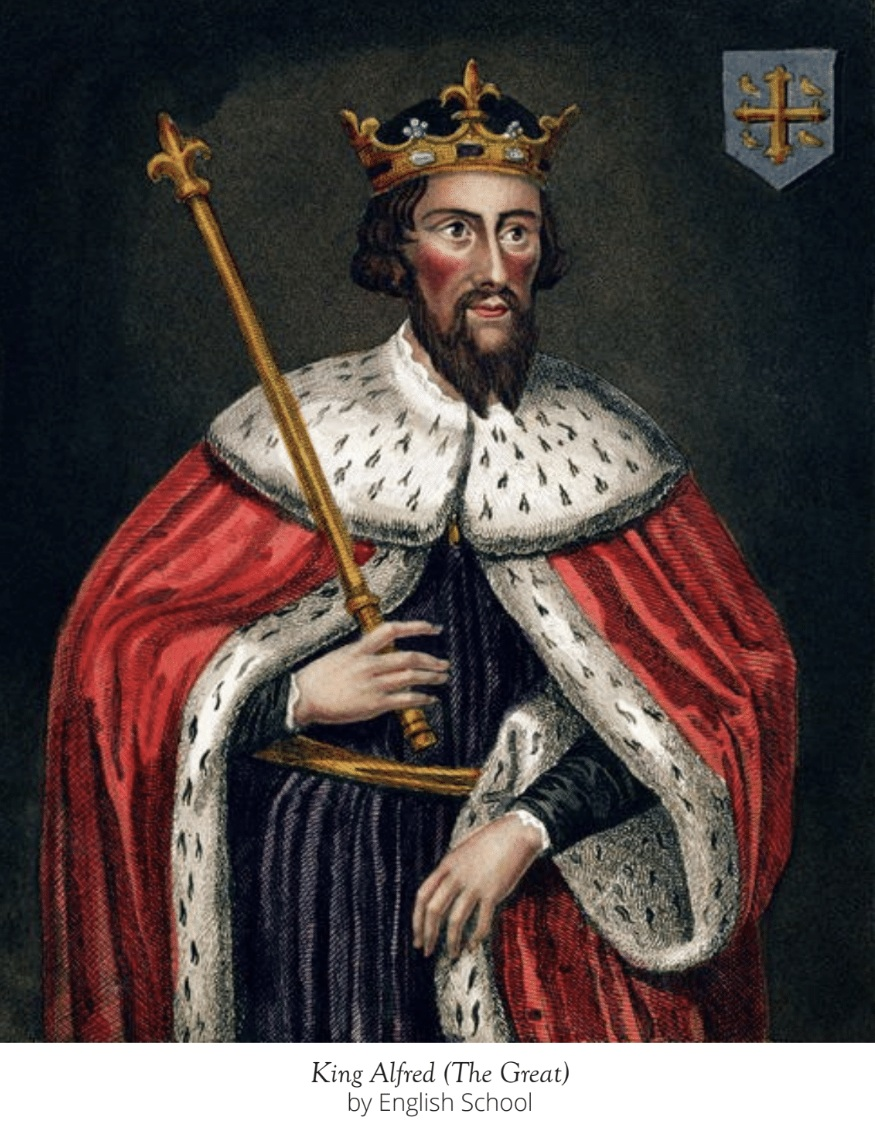 A day in the life of the kind kingdom king alfred