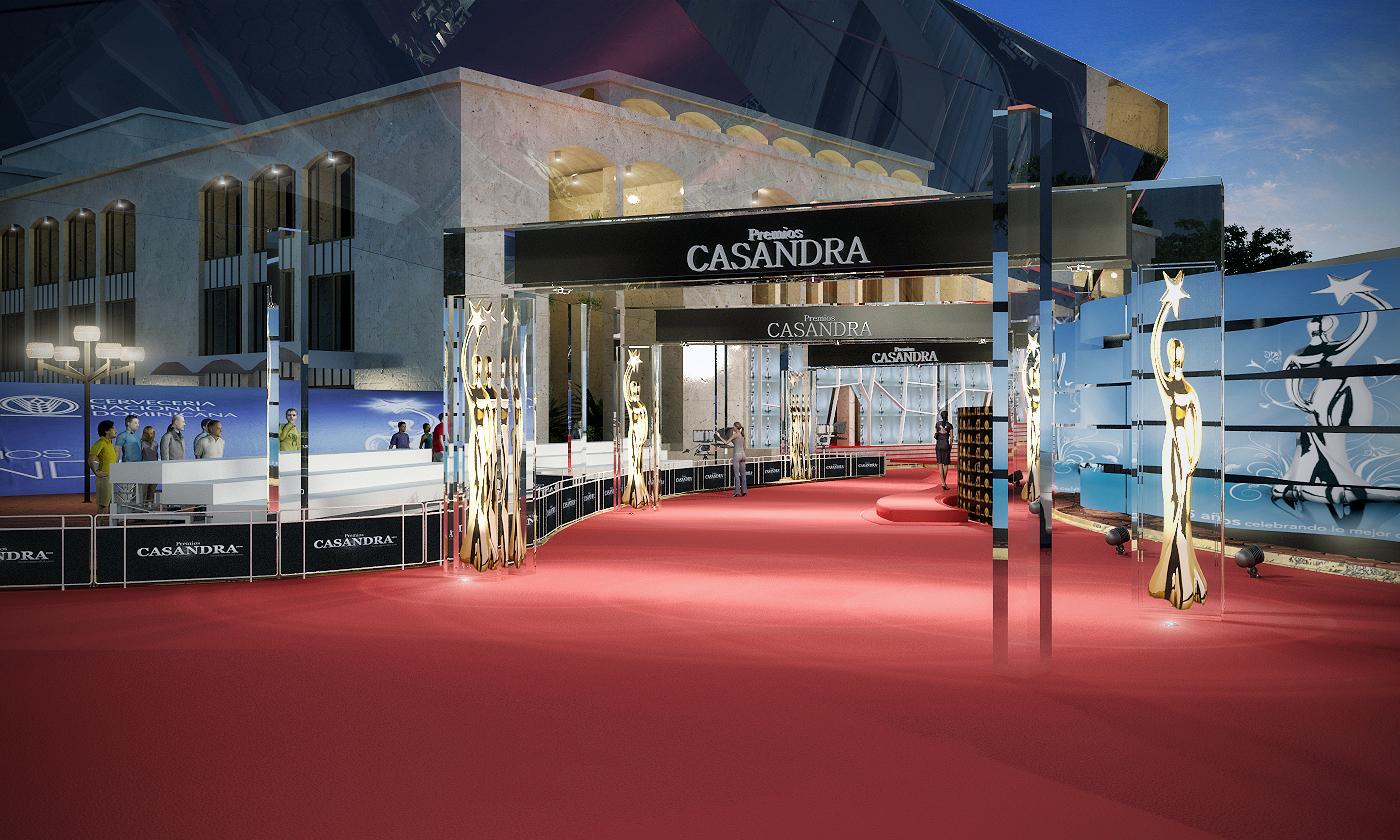 ALFOMBRA PREMIOS CASANDRA 2012