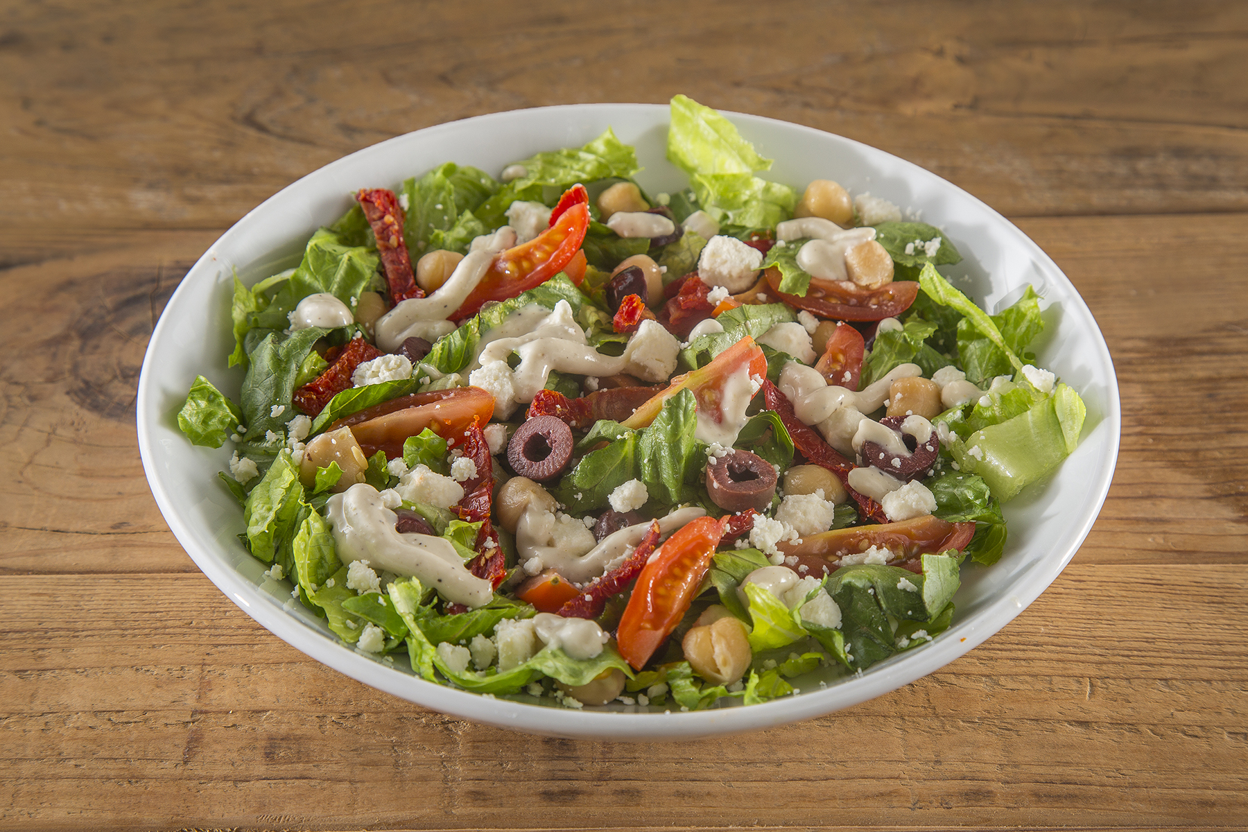Salad Diversity