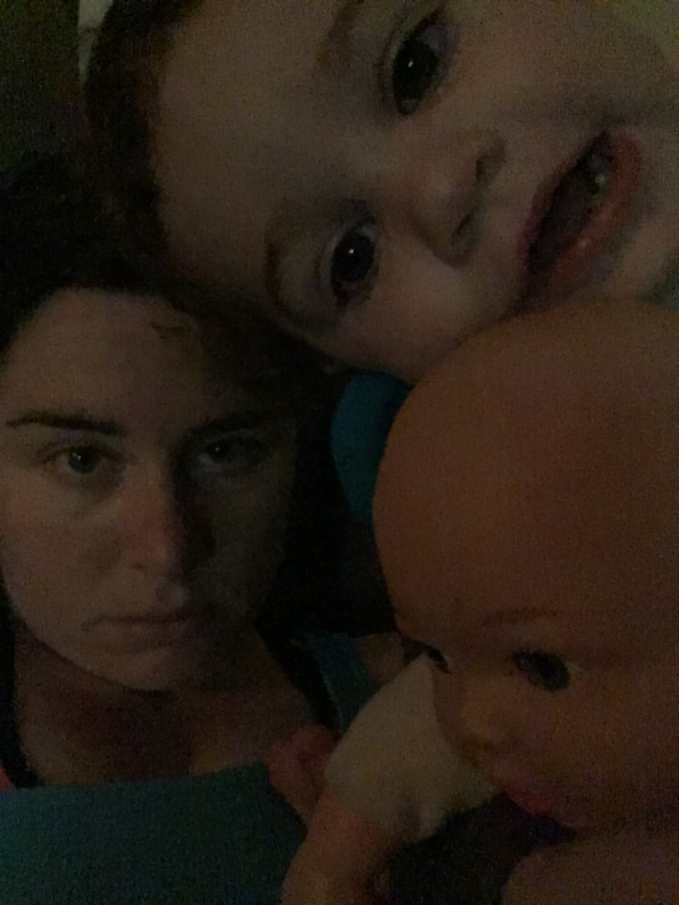 When it's 10:30 pm and your child is still wide awake...
