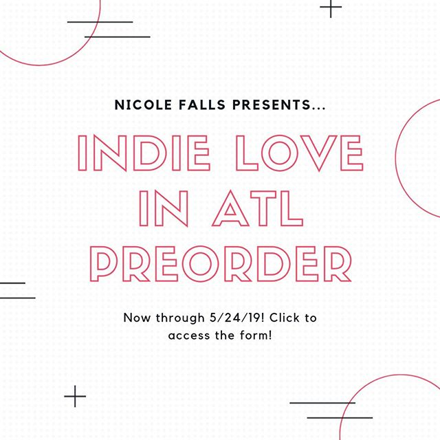 Indie Love in the A 2019 - Presale! 📚