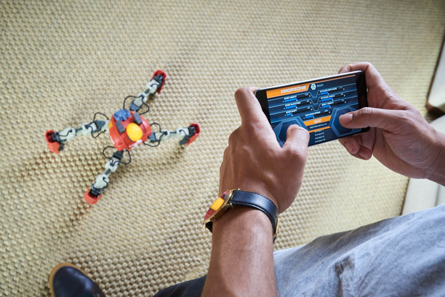 Lab Grown Music Sound Design Music MekaMon Reach Robotics
