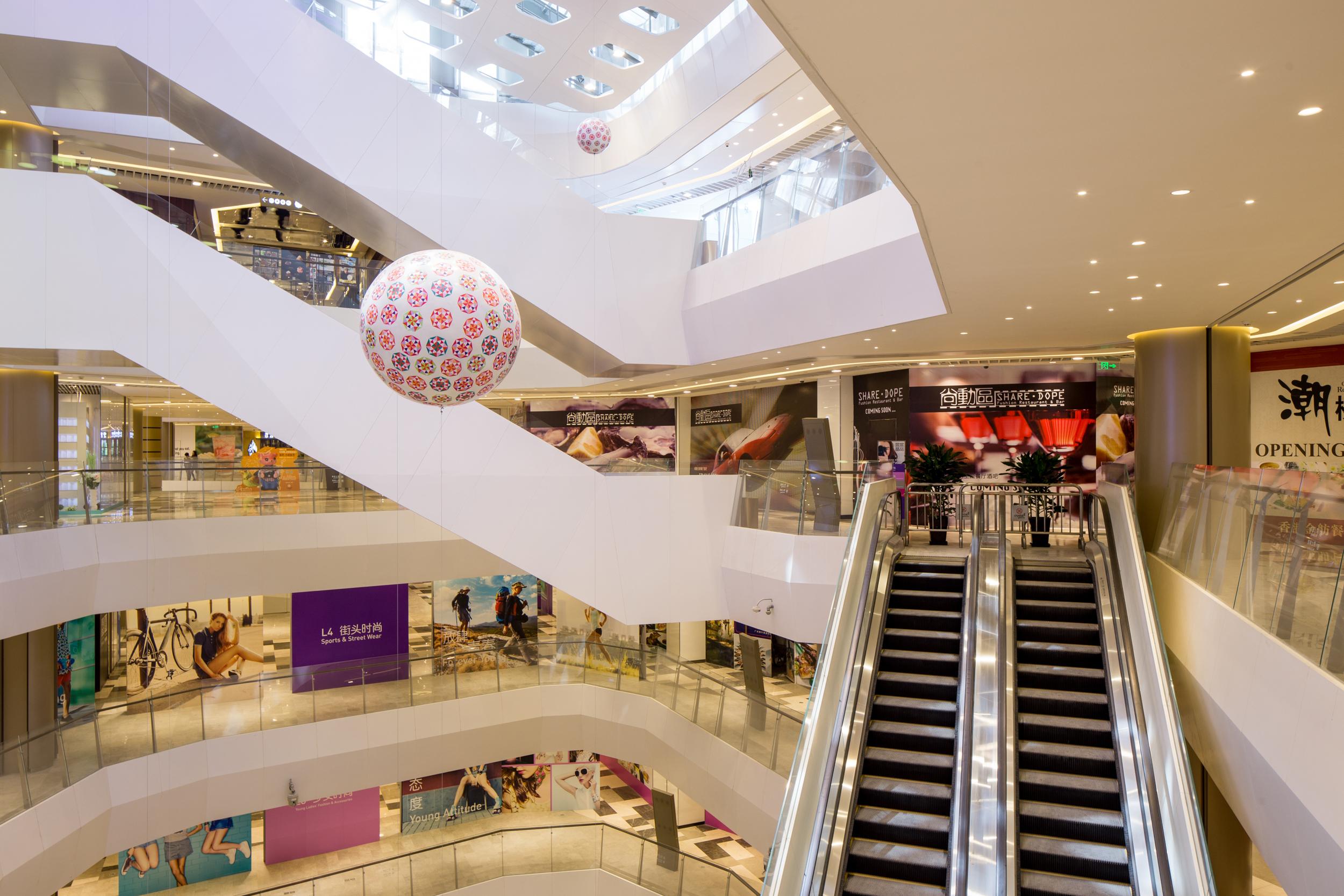 Crystal Galleria @ Shanghai