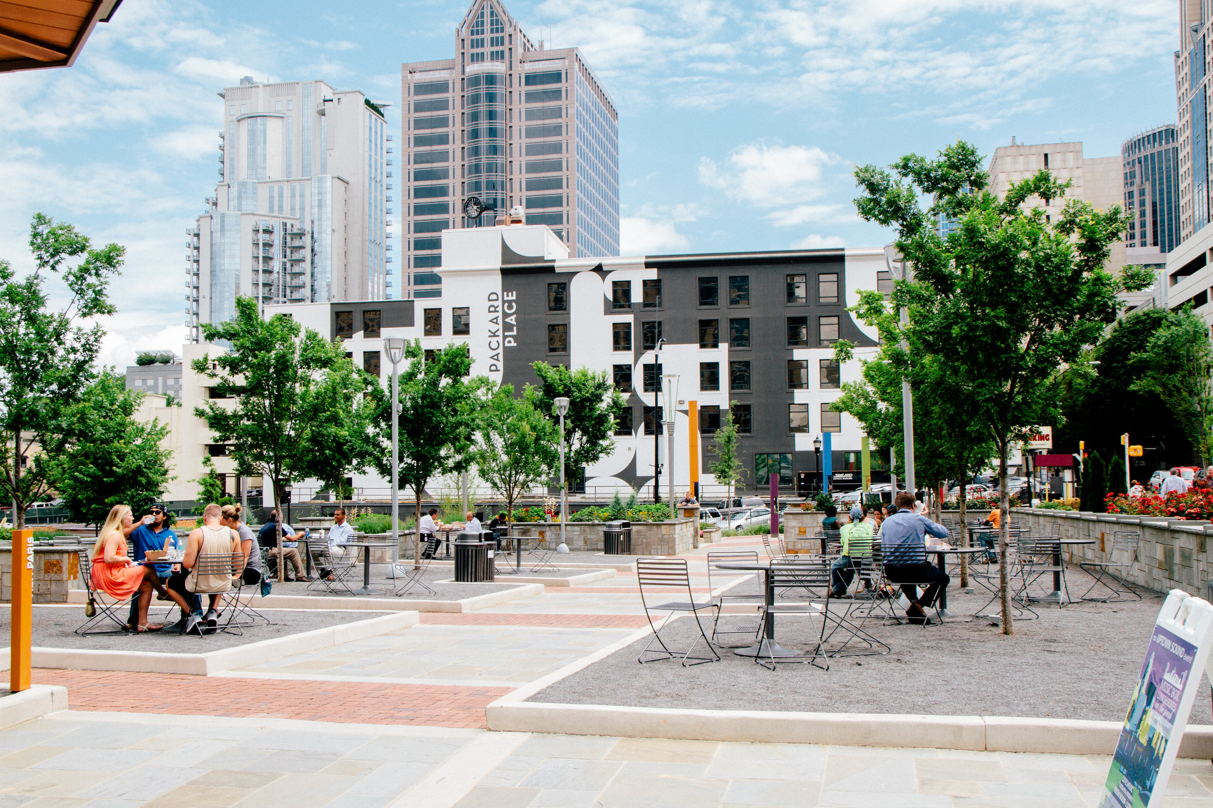 Packard Place<a href=packard-place-hq-charlotte>→</a><strong>90,000 sqft Multipurpose Space</strong>