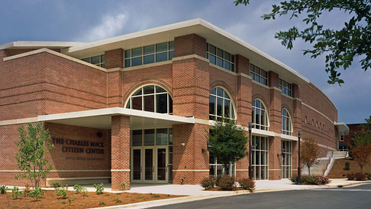 Charles Mack Center<a href=charles-mack-citizen-center>→</a><strong>Weddings, Parties, & Conferences</strong>