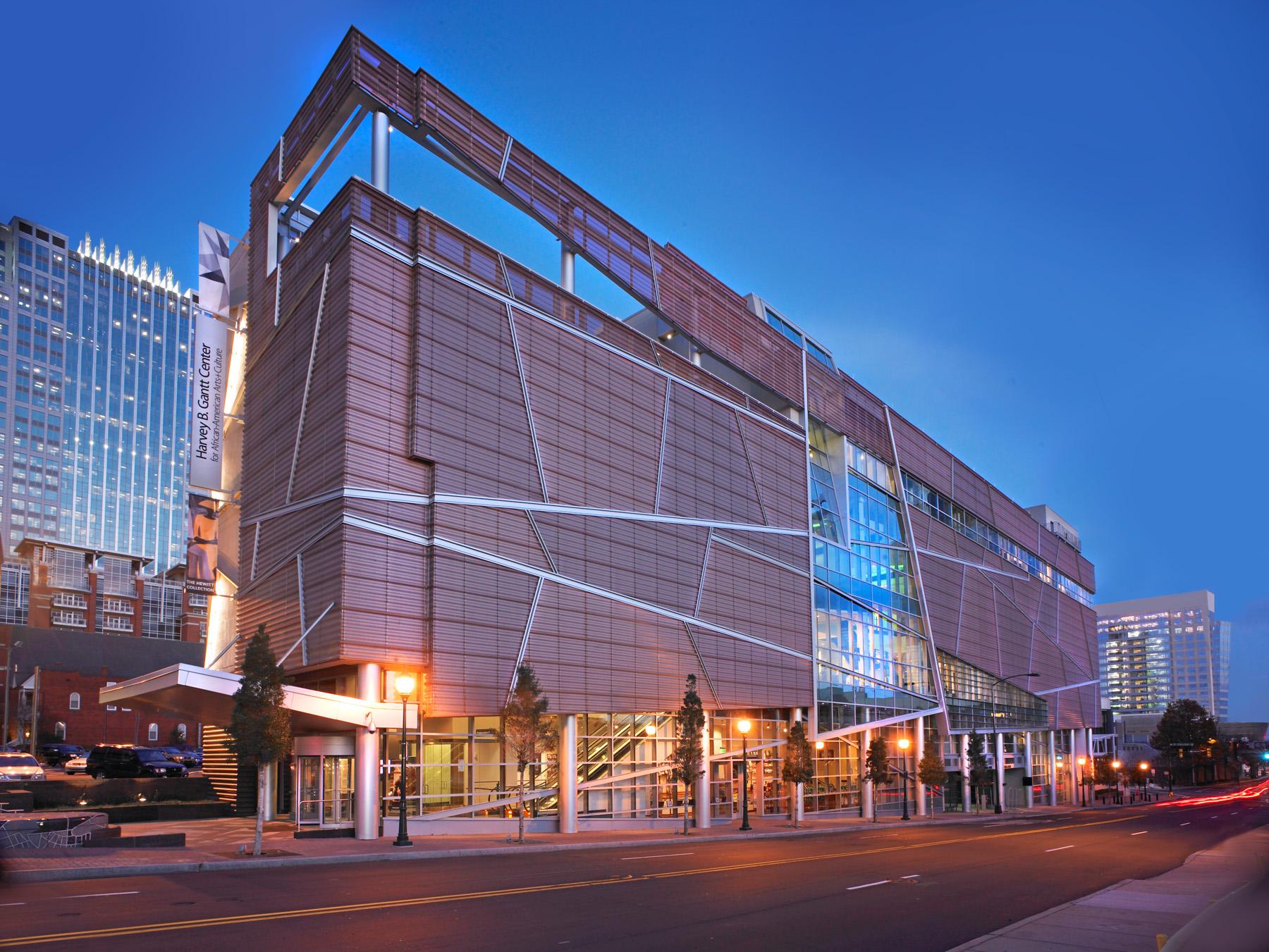 Harvey B Gantt Center