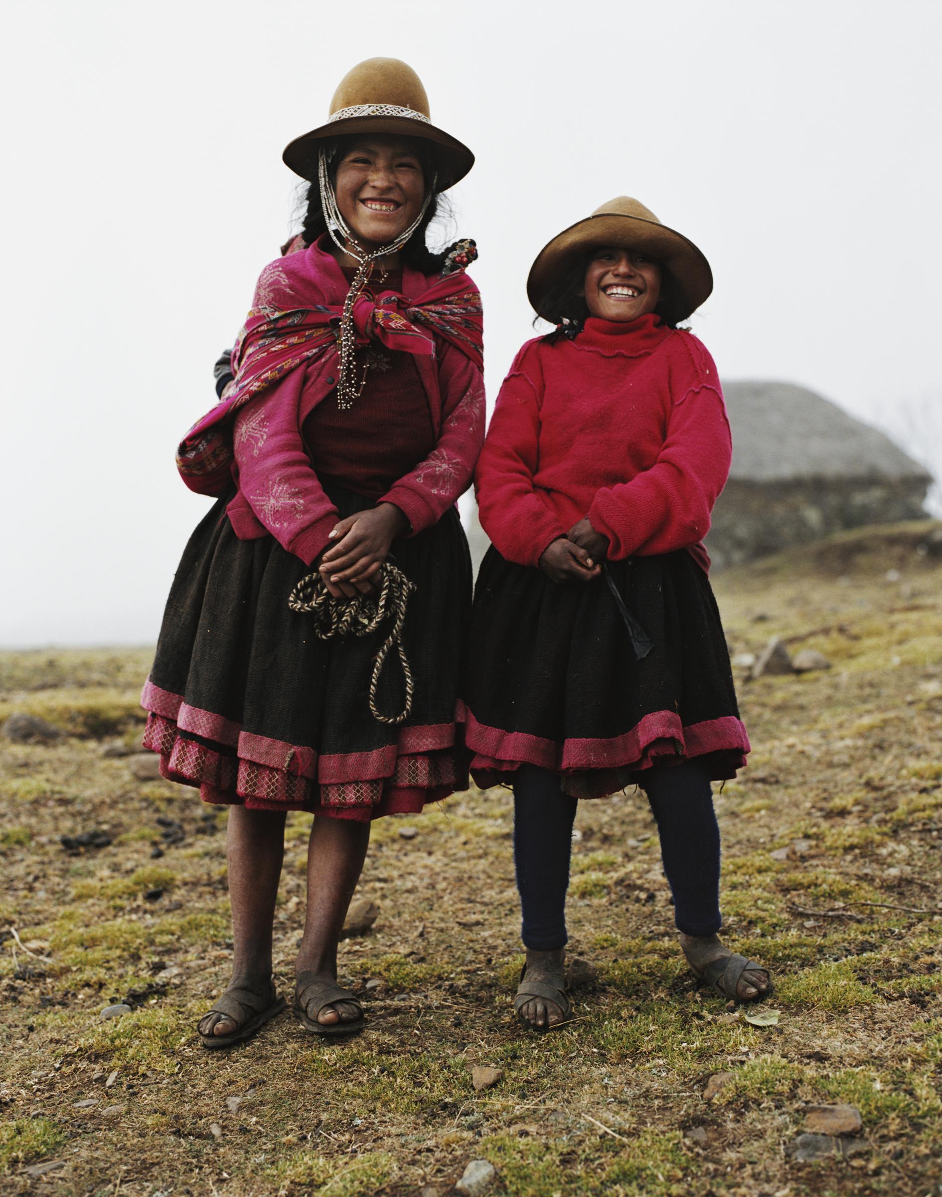 QUERO INDIO GIRLS