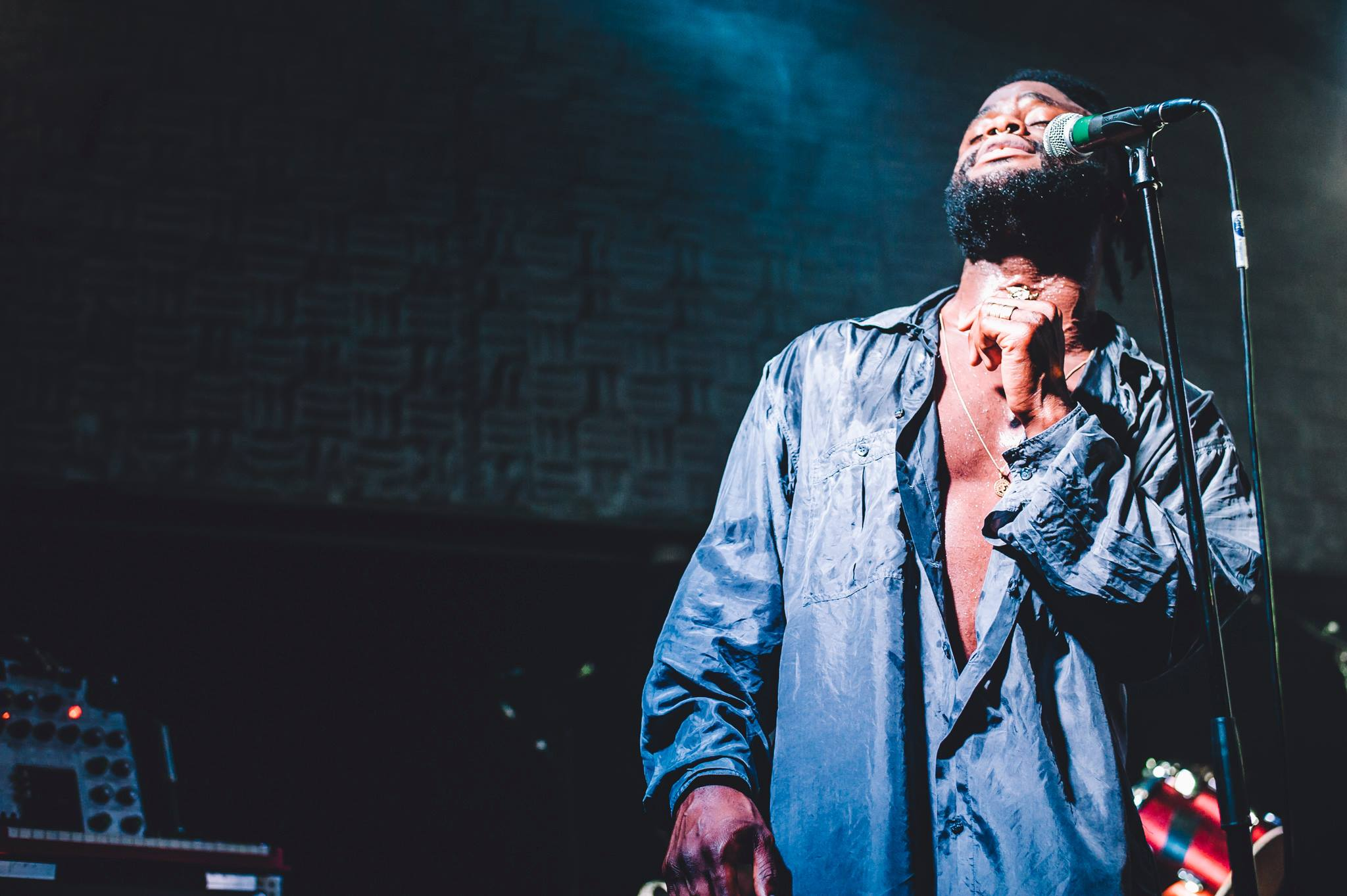 Young Fathers play Potterrow