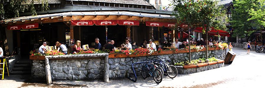 Amsterdam Cafe Pub