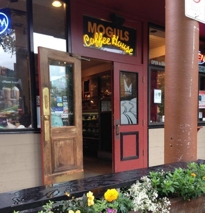 Moguls Coffee House