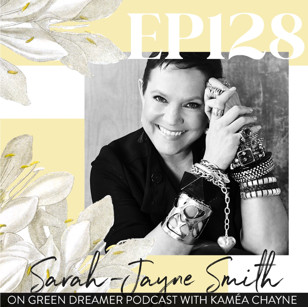 Green Dreamer Podcast featuring M&Ps founder Sarah-Jayne Smith