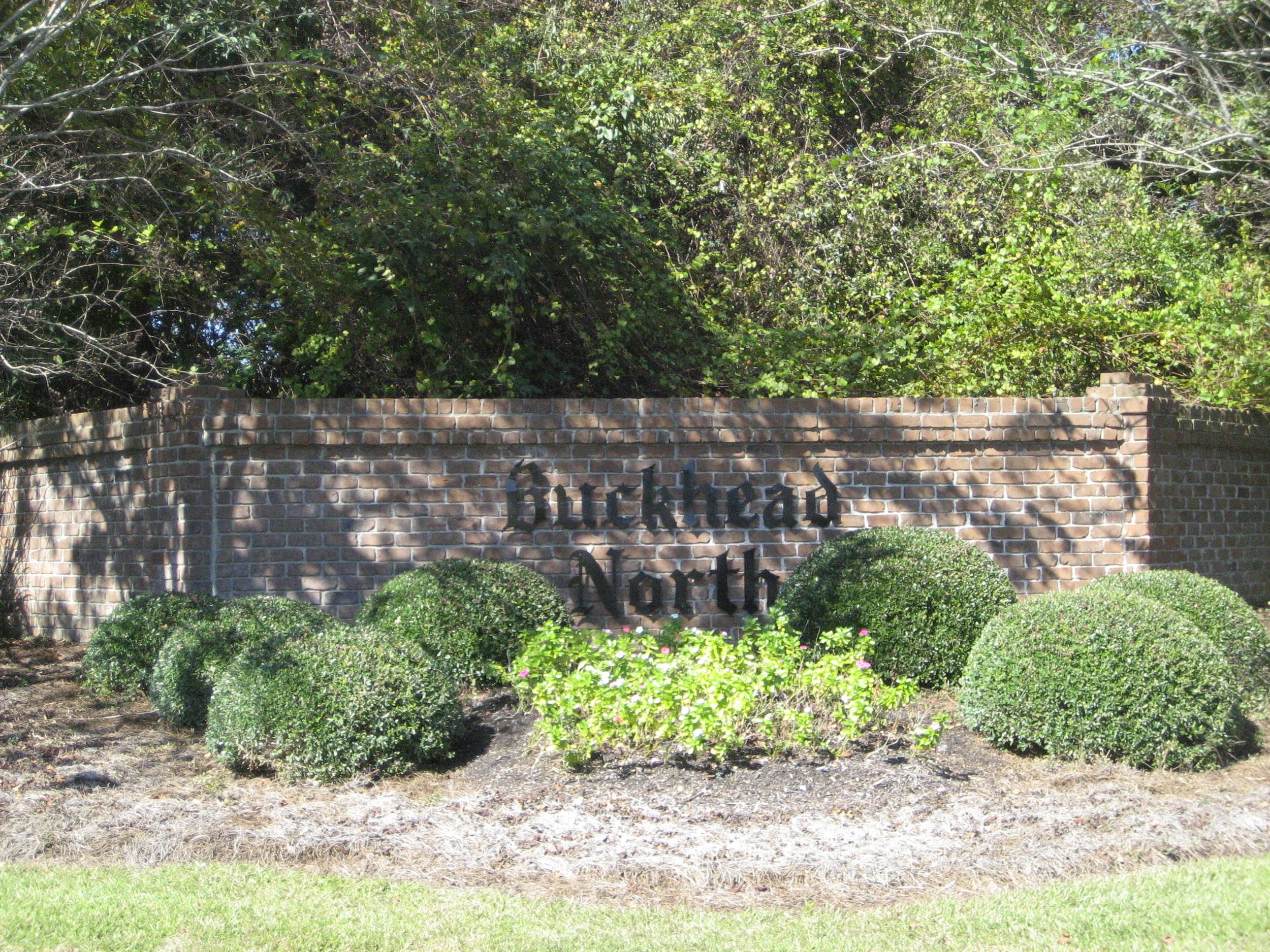 Buckhead Back Entrance Sign.JPG
