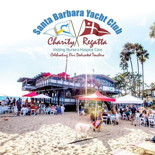 This September 8th, the @santabarbarayachtclub is hosting their 14th Annual Charity Regatta celebrating our dedicated teachers and the Visiting Nurse & Hospice Care workers ⛵️This wonderful event filled with Boat Racing & Cruising, Music & Beer Garden, Silent Auctions & Raffle, Champagne Reception & BBQ, & Family & Friends is held the entire Saturday to support compassionate and trusted care at home, wherever home may be. Guests are invited on to the yachts of the members to watch the race from the ocean 🌊👀 Join us for a day full of giving back to the community 🎊 Visit the « Community » tab on the SB Yacht Club website for 🎟 & more info! . . #sbyachtclub #charity #charityregatta #yachtparty #beachparty #yachtrace #celebration #greatteachers #personalcare #hospicecare #healthcare #familyactivities #camaraderie #home #visitsantabarbara #mysantabarbara