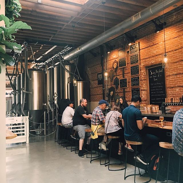 Congratulations @nightlizardbrew for your opening 🎊 This isn't just your typical brewery, their mission is also to educate & inspire the public on current environmental challenges our central coast is facing. Stop by their #PlanetEarthPubTriviaNight next week Wednesday September 12th from 7-9PM and visit this beautiful new brewery in town 🍻🦎🌿! . . #grandopening #brewery #newbrewery #localbrewery #pub #localpub #downtownsb #nightout #environmentalawareness #environmentallyfriendly #motherearth #mothernature #lifestyle #visitsantabarbara #mysantabarbara #DrinkBeerSaveThePlanet