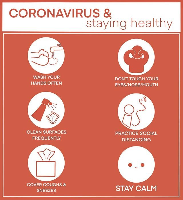 In this time of panic, let's remember that there are preventative measures we can all take🙌🏼 Currently there are no confirmed cases of the virus in SB County😷For the most up to date information regarding COVID-19 in our community, visit the Santa Barbara County Public Health Department website at www.PublicHealthSBC.org💻 . . . As this situation escalates, community events are continuously being cancelled🚫To avoid any misunderstandings, please contact each respective organization for the most up to date information on cancellations☎️