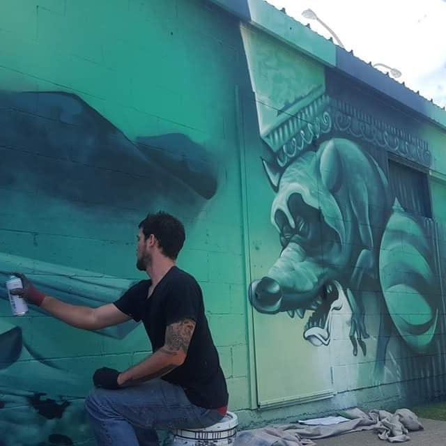 Projet d'une salle d'exposition du graffiti en démarrage. Aidez-nous en votant ici: https://laruchequebec.com/idee/salle-exposition-graffiti-sous-culture-234/  #graffiti #help #vote #korb #axe #deep #DoseCulture #Biec #agglo #economiesociale #art #b.rue.b