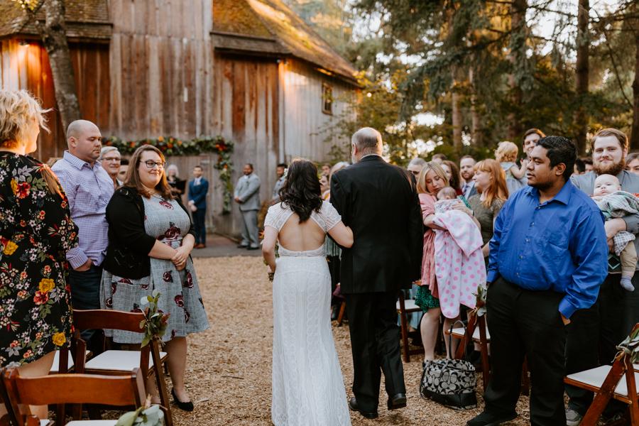 McMenamins Cornelius Pass Roadhouse Wedding