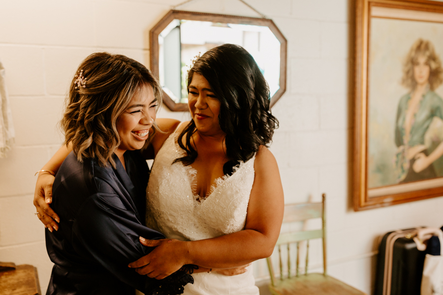 SmogShoppe Los Angeles Wedding Photographer Tida Svy