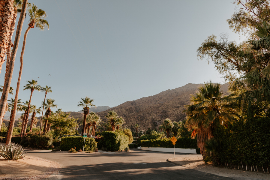 Palm Springs Engagement Session | Los Angeles Wedding Photographer | Tida Svy | www.tidasvy.com
