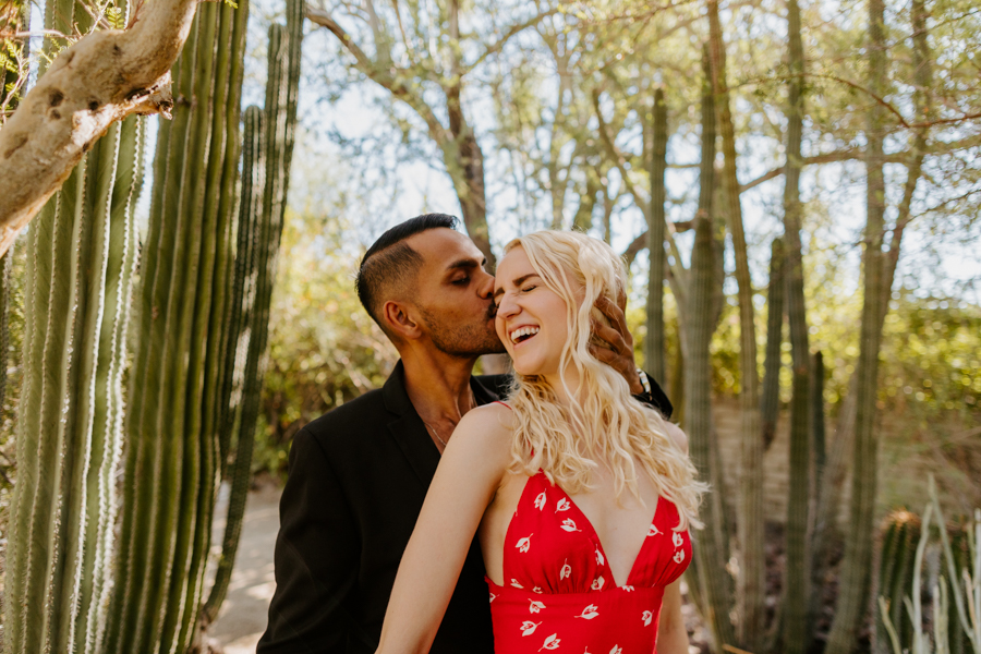 Palm Springs Engagement Session | Southern California | Los Angeles Wedding Photographer | Tida Svy | www.tidasvy.com