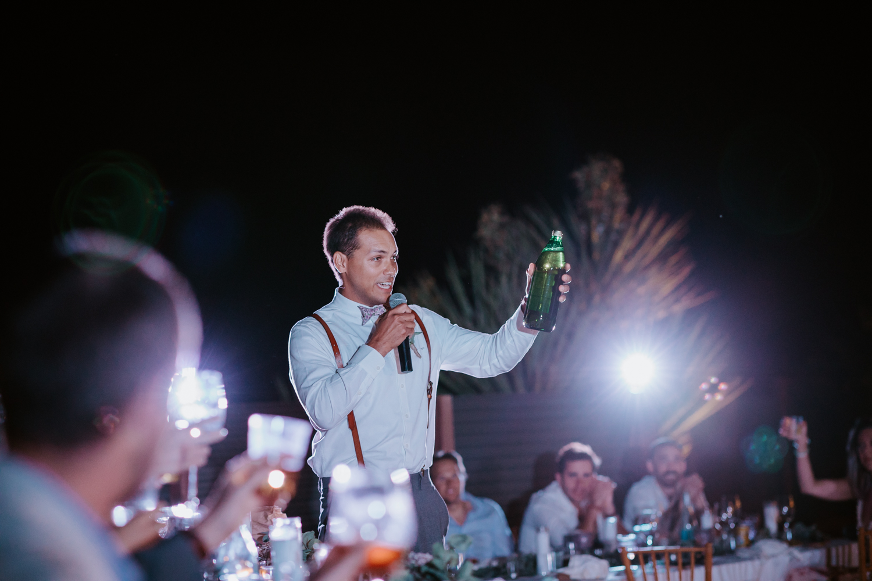 Joshua Tree Wedding Photographer   Wedding speeches   JT Serenity Escape Airbnb Wedding   Tida Svy   www.tidasvy.com