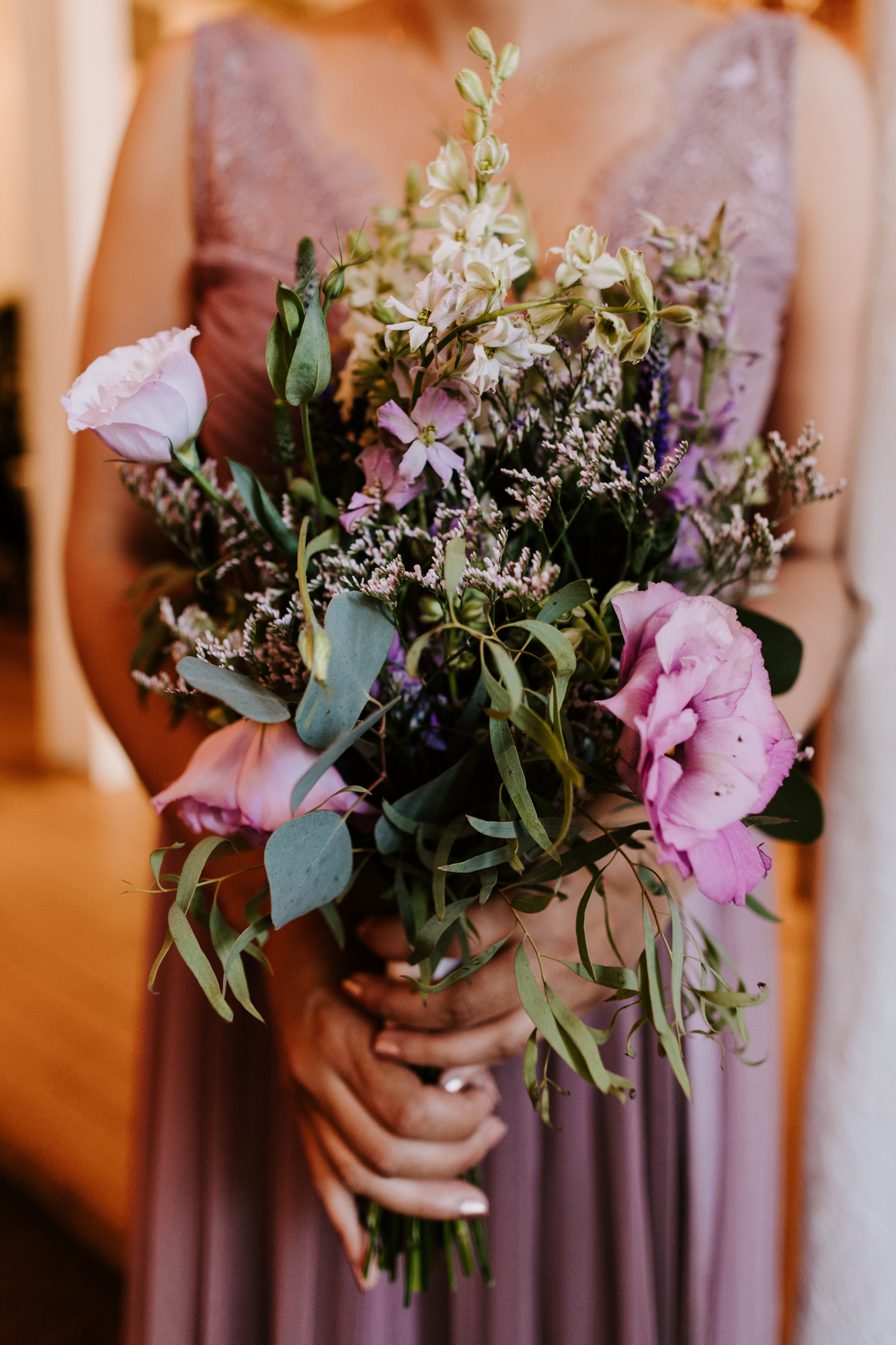 Wildflower bouquet | Carondelet House Wedding in Downtown Los Angeles | Los Angeles Wedding Photographer |Tida Svy Photography | www.tidasvy.com