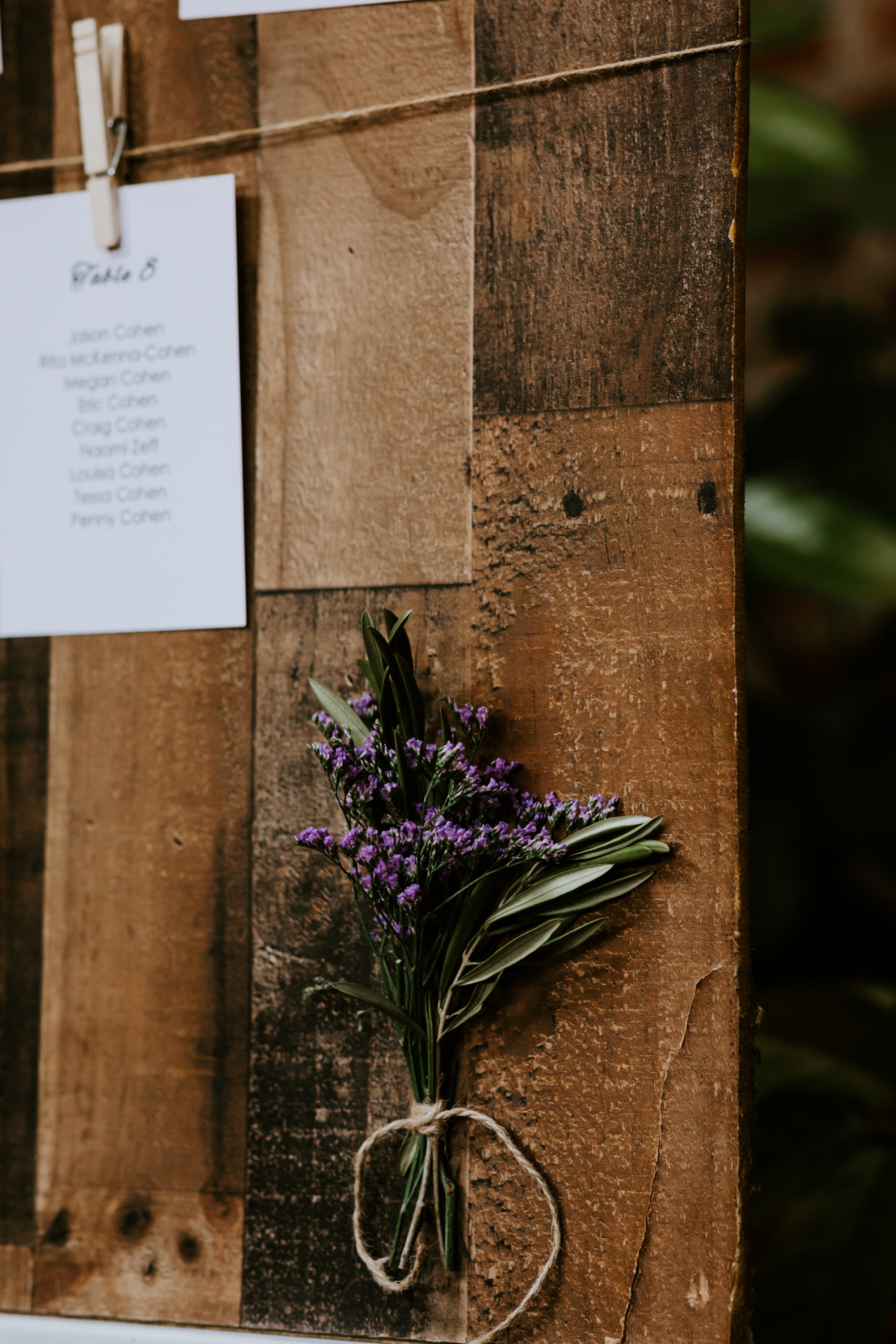 Simple rustic seating chart | Carondelet House Wedding in Downtown Los Angeles | Los Angeles Wedding Photographer |Tida Svy Photography | www.tidasvy.com