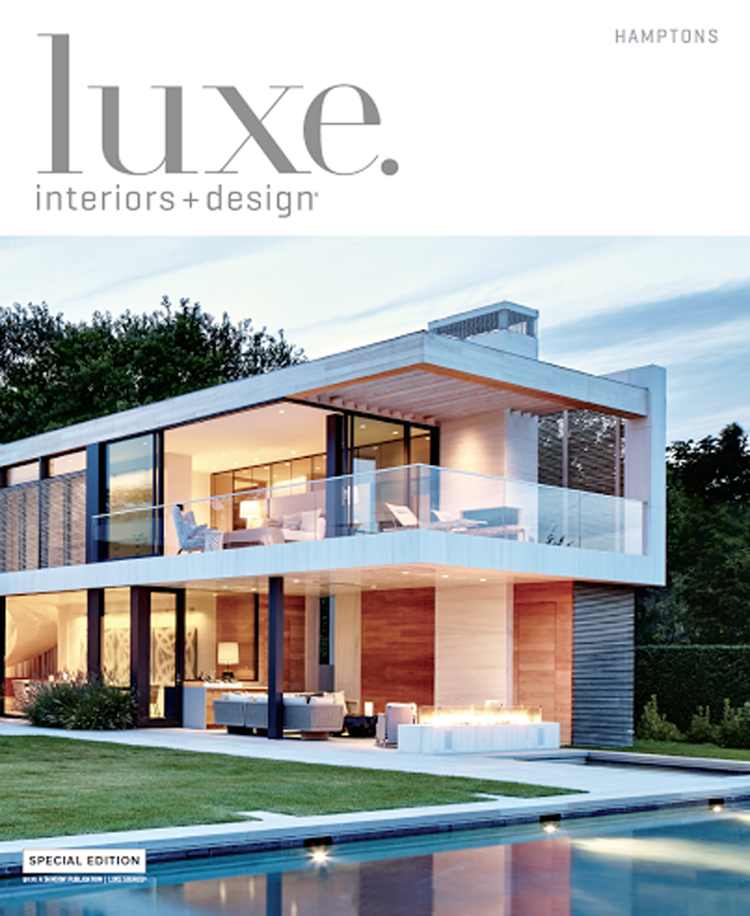 Luxe Interiors + Design   The Hamptons 50