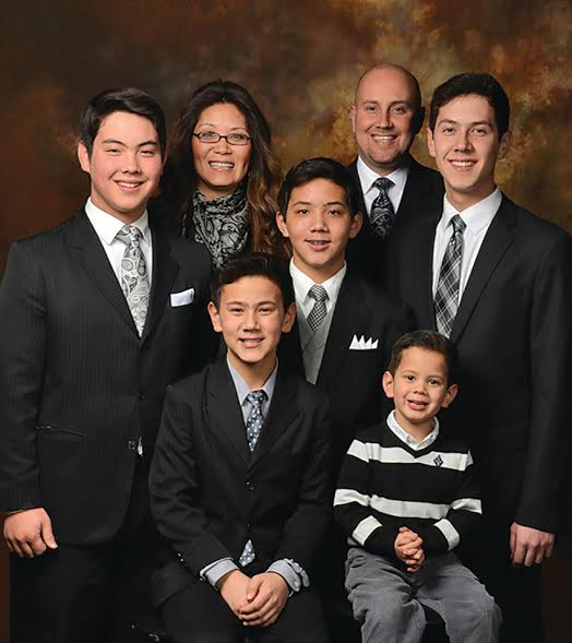 Bill and Amy Fennel   Chad (15), Gabe (12), and Cooper (5)  The Fennels will be with us for our Missions Conference, April 26th-30th!
