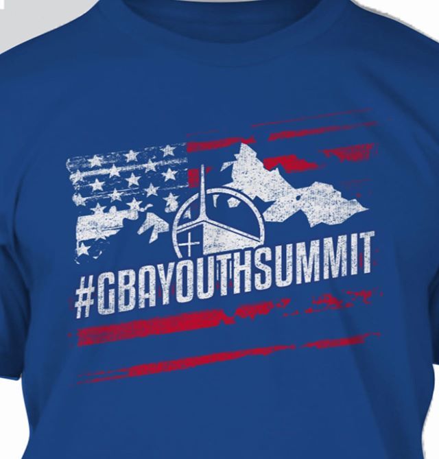 We are excited about the many other churches that are a part of this effort, but we are proud that our church is a part of the #gbayouthsummit in conjunction with @godblessamericarally! Mark your calendars for October 11-12, 2019. Visit GodBlessAmericaRally.com for more information!