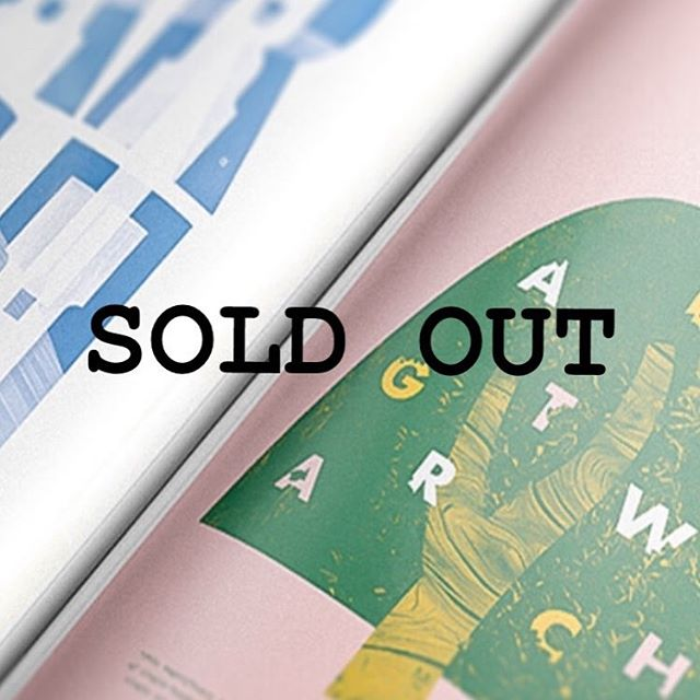 Arch Books are sold out!