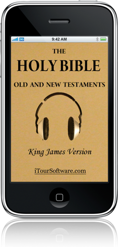 KJV Bible Audio Book App.