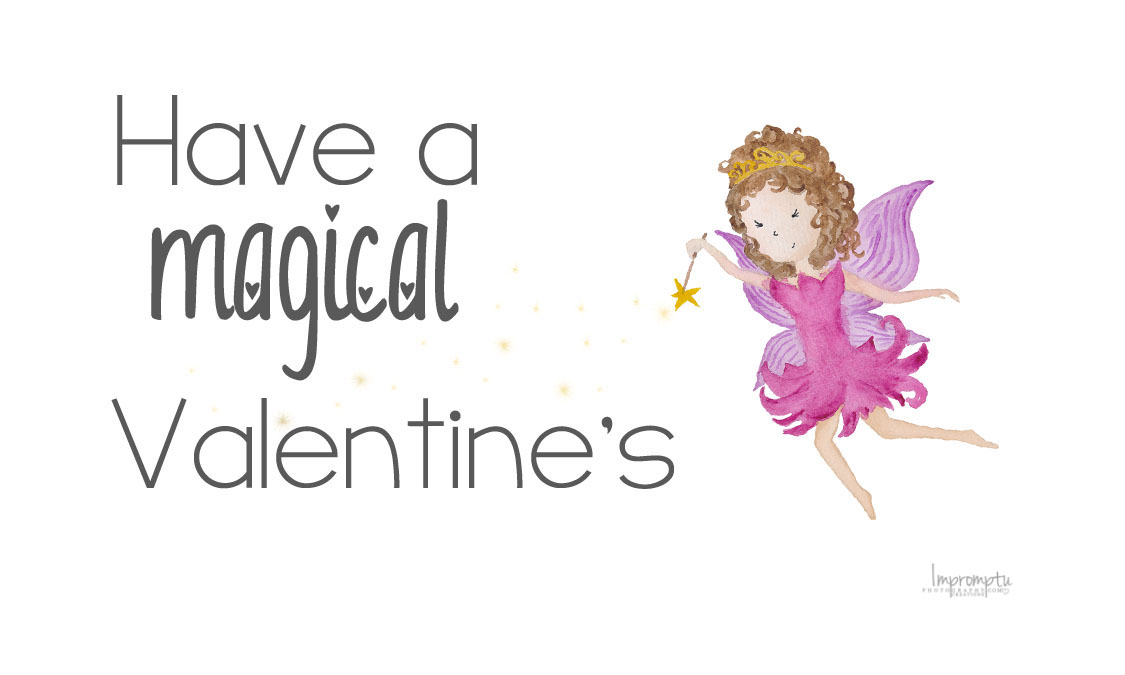Have a Magical Valentine's