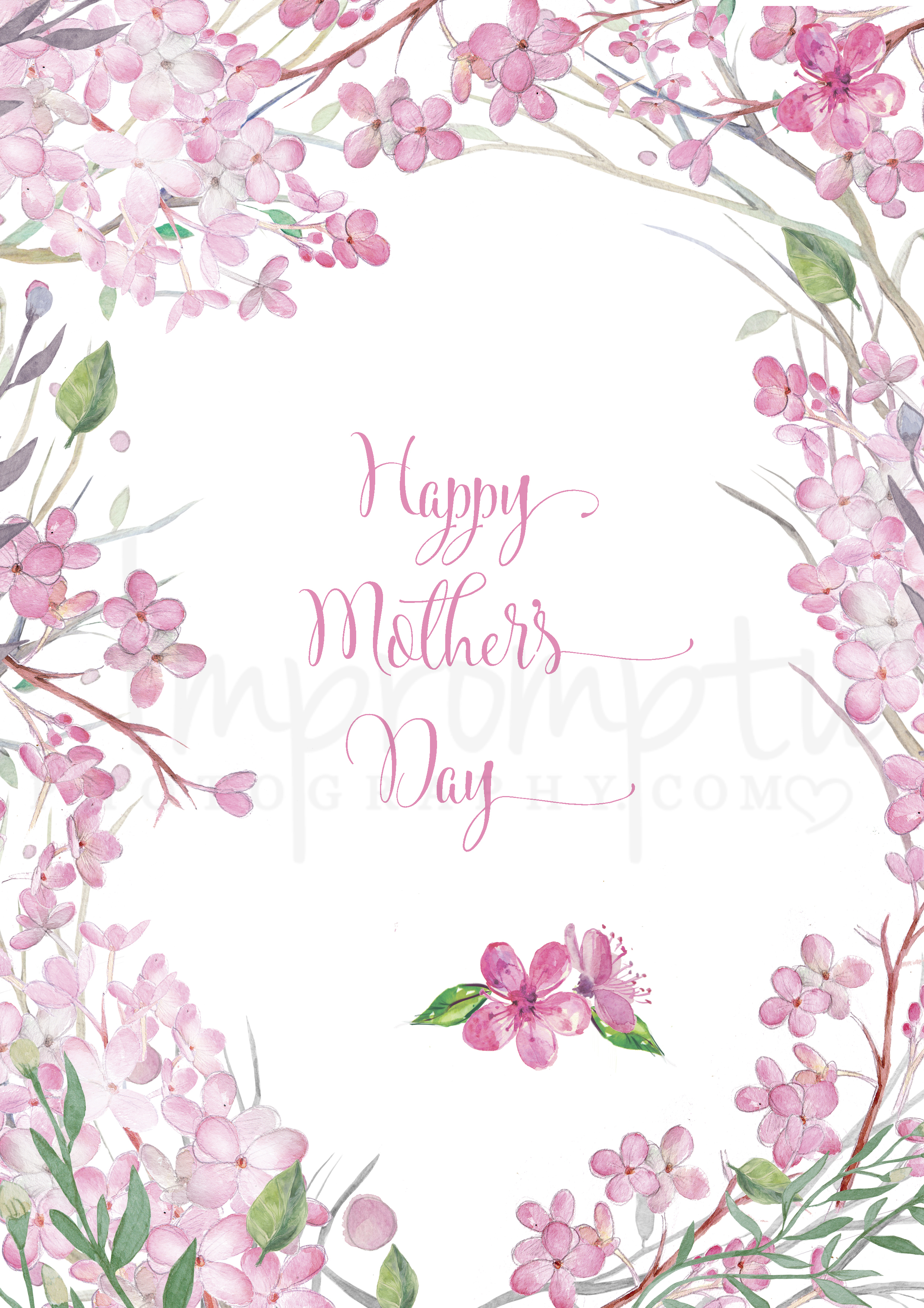 Freebie Mother's Day printable