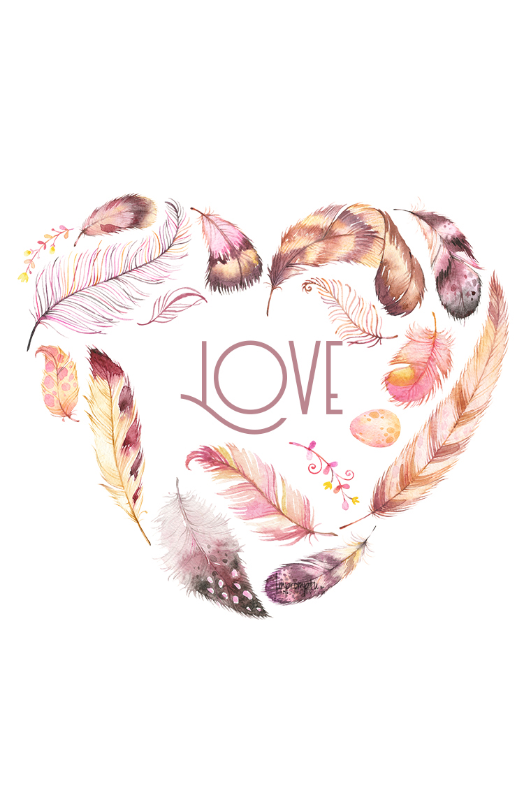 Valentines Love Feathers.jpg