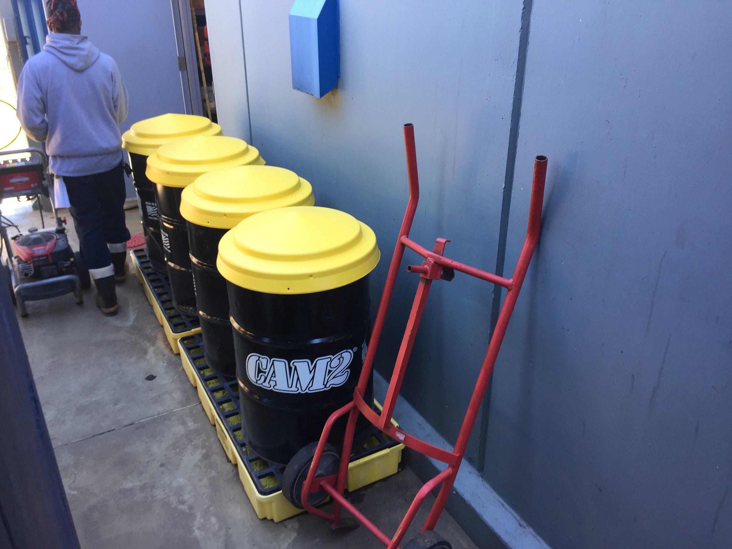 Harvey Drainage Pump Station