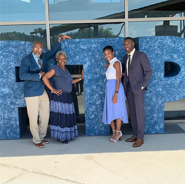 Refresh, Renew, Recharge!! #PTP2019 was another great experience! Learned valuable lessons and met new friends! There's nothing like fellowshipping with like-minded people working to Improve on our Spiritual walk! I'm Thankful for my Christian family! @lady_d05 @ashley_m_melson_esq @theauthenticchristian @_jataura @wavvy.9od @colegatephresh @_jtc__ @adismuke23 #Blessed #PositiveEnergy #PolishingThePulpit