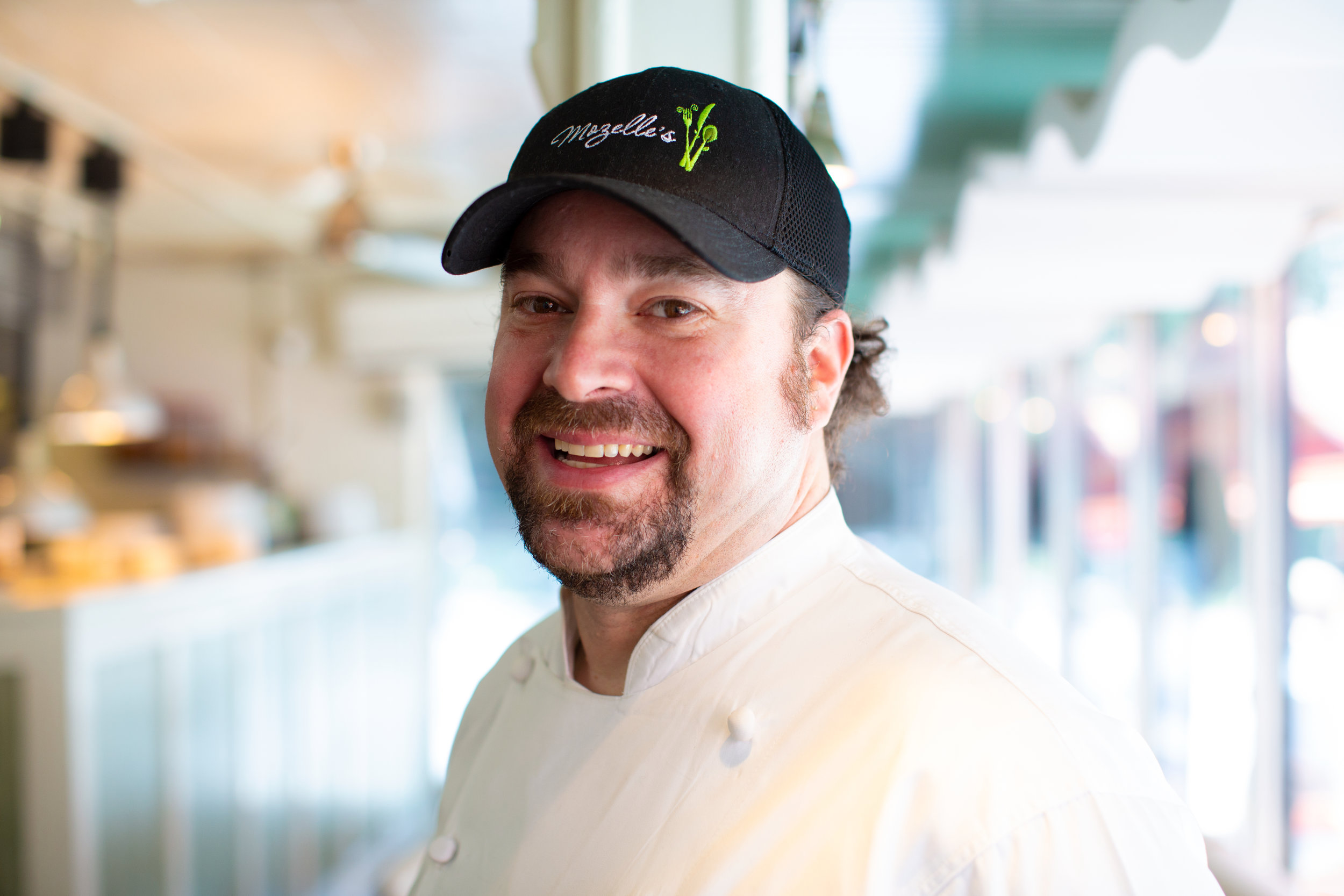 Jay Pierce - Executive Chef