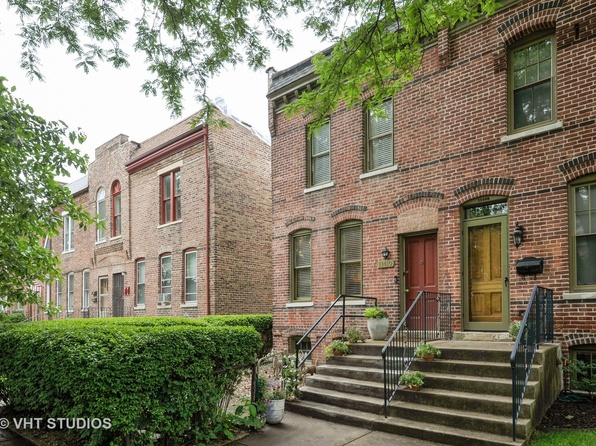 Pullman Historic District on Chicago's south side