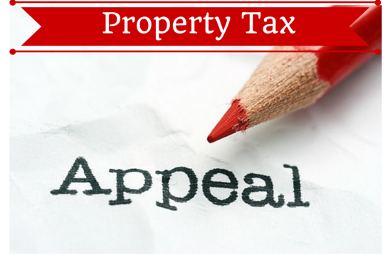 appeal property taxes