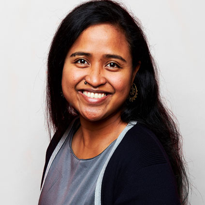 Rebeka Ramangamihanta - PROGRAM COORDINATOR