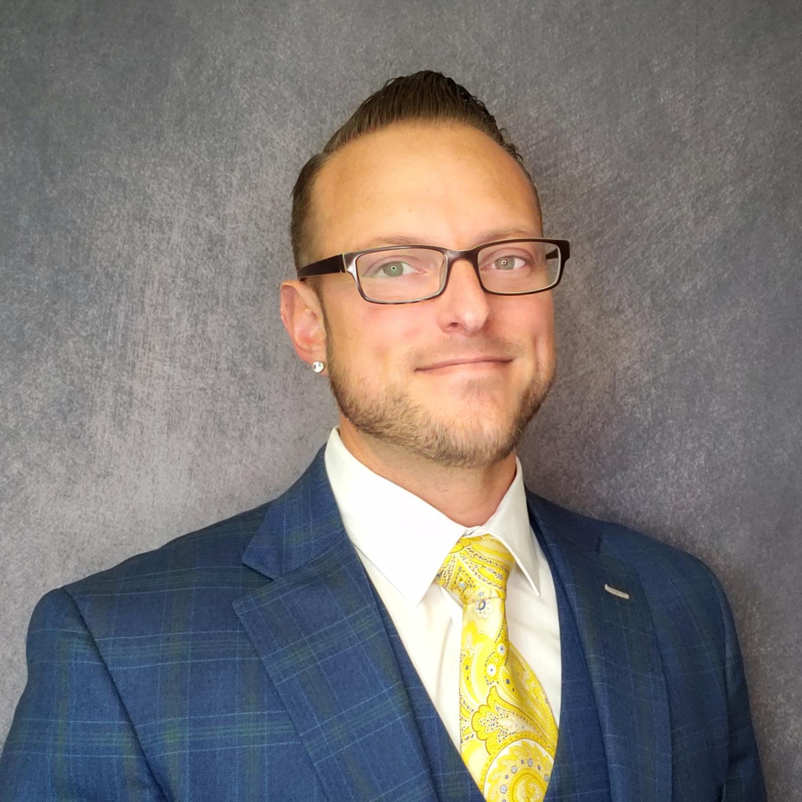 Adam Huber   Vice President