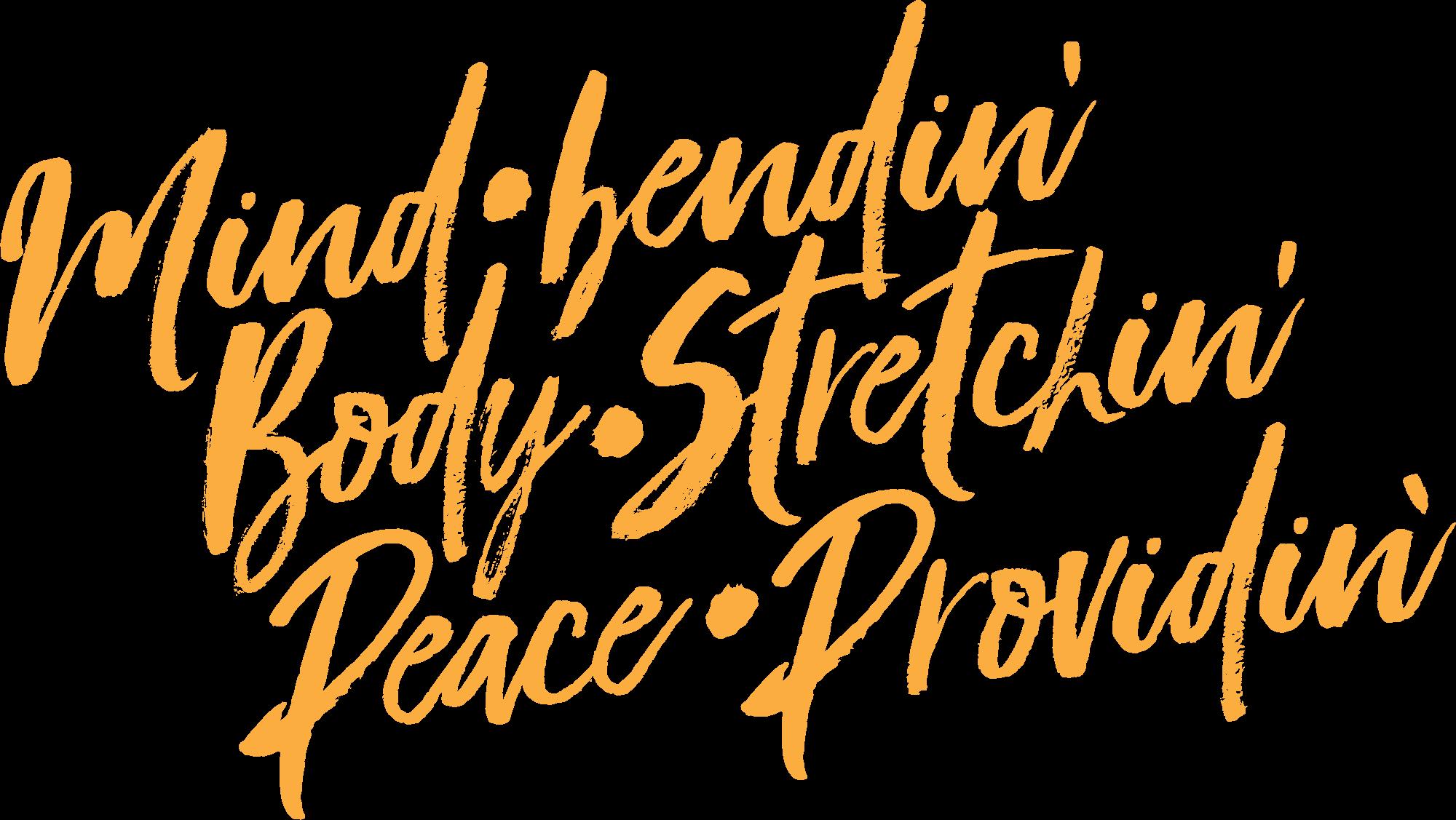 Yoga Portland Mantra