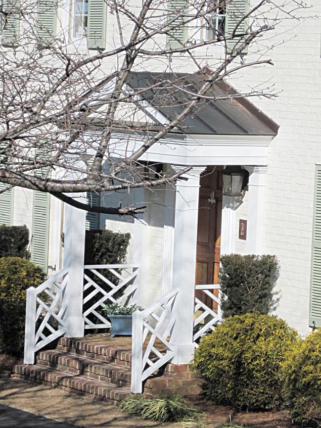 Chippendale Porch