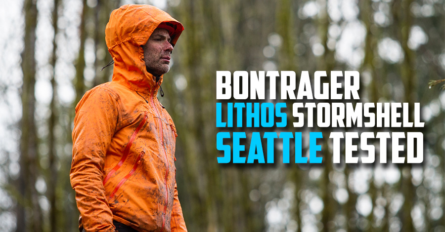 "1/27/2016   Bontrager Lithos Stormshell Jacket    ""The Lithos Stormshell from Bontrager is a very worthy winter jacket."""