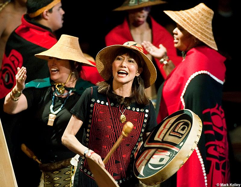 Her work has contributed to the efforts of the Haida peoples to keep Haida music and language alive and thriving.