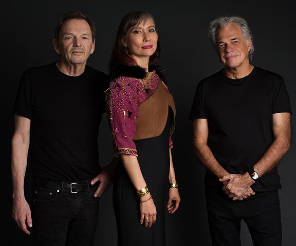 Terri-Lynn, Bill Henderson & Claire Lawrence